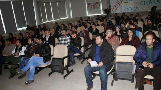 Ecology Assembly in Amed/Diyarbakir.