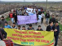 Protests against the Ilisu dam