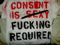 Consent is… fucking required!