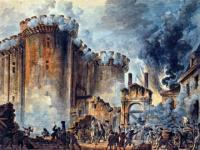 The Stroming of the Bastille