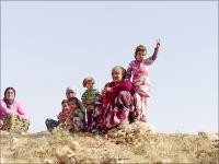 Yazidi resistance, photo by Dilar Dirik