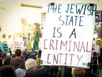 The Jewish State is a Criminal Entity