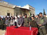 Press release by the YPG command of Kobanê
