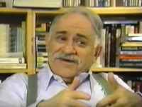 murray bookchin smiling