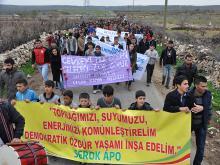 Protests against the Ilisu dam