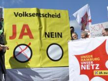 Unsere Netz Demonstration
