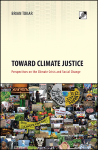 Cover for Brian Tokar's Toward Climate Justice