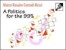 Banner for Conrad-Rossi's 99% Pamphlet