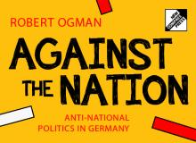 Against the Nation Banner